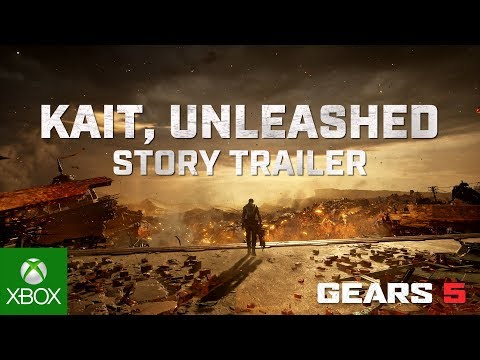 Gears 5 Story Trailer - Kait Unleashed