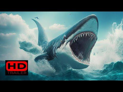 Мегалодон. Трейлер / Megalodon. Trailer (2018) Russian Shark Movie