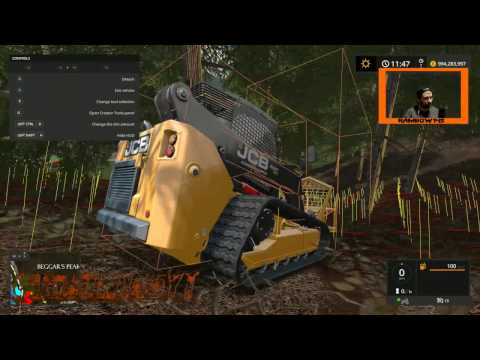 Fs 17 Clear Cut! | Cutting And Skidding Trees!