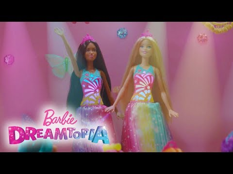 Dance Party Lights Up the Night in Barbie™ Dreamtopia | Barbie