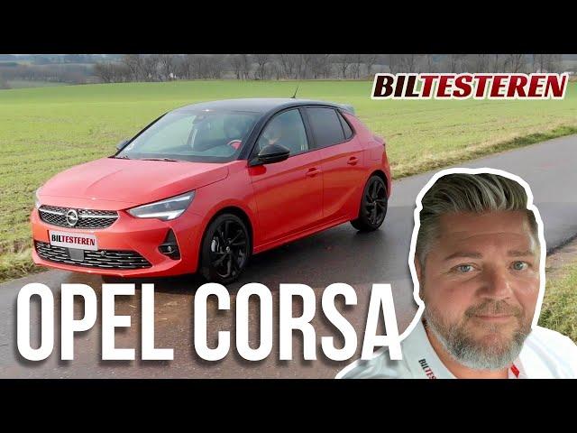 Stadig med tysk DNA - Opel Corsa (test)