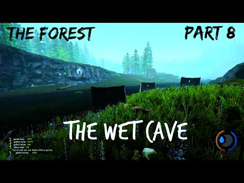 "Custom Building | The ""Wet Cave"" Exploration 