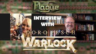 INTERVIEW | Doro Pesch from DORO and WARLOCK | September 2021