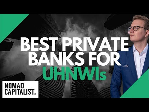 The Best Private Banks For Wealthy People