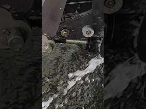 Sei marine trim cylinder issue