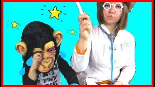 Miss Polly had a dolly   | Songs for Kids with Masha and Makar