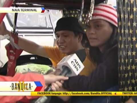 Hundreds of passengers stranded at NAIA