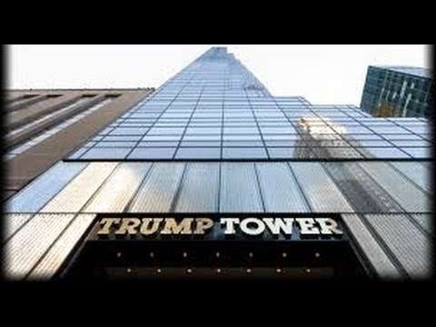 The FBI once wiretapped Trump Tower
