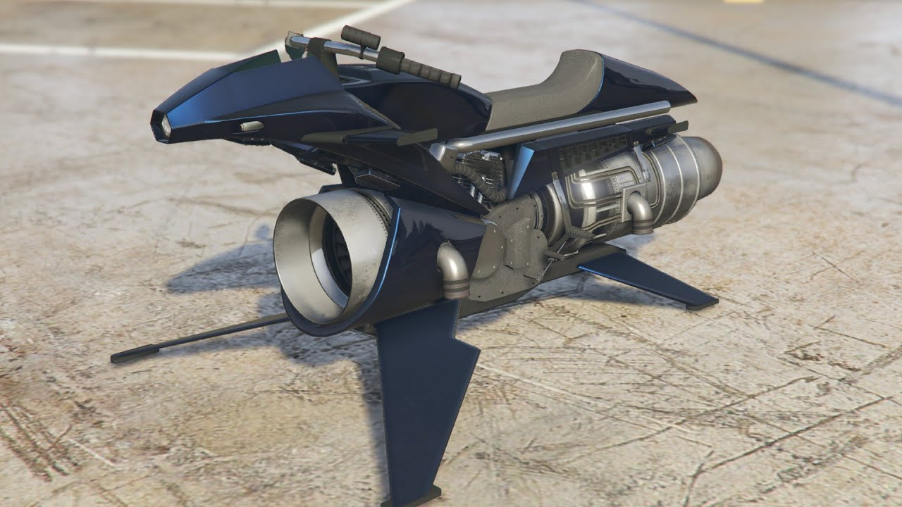 Gta 5 How To Get Oppressor Mk2 For Free  2020 Patch 1 50