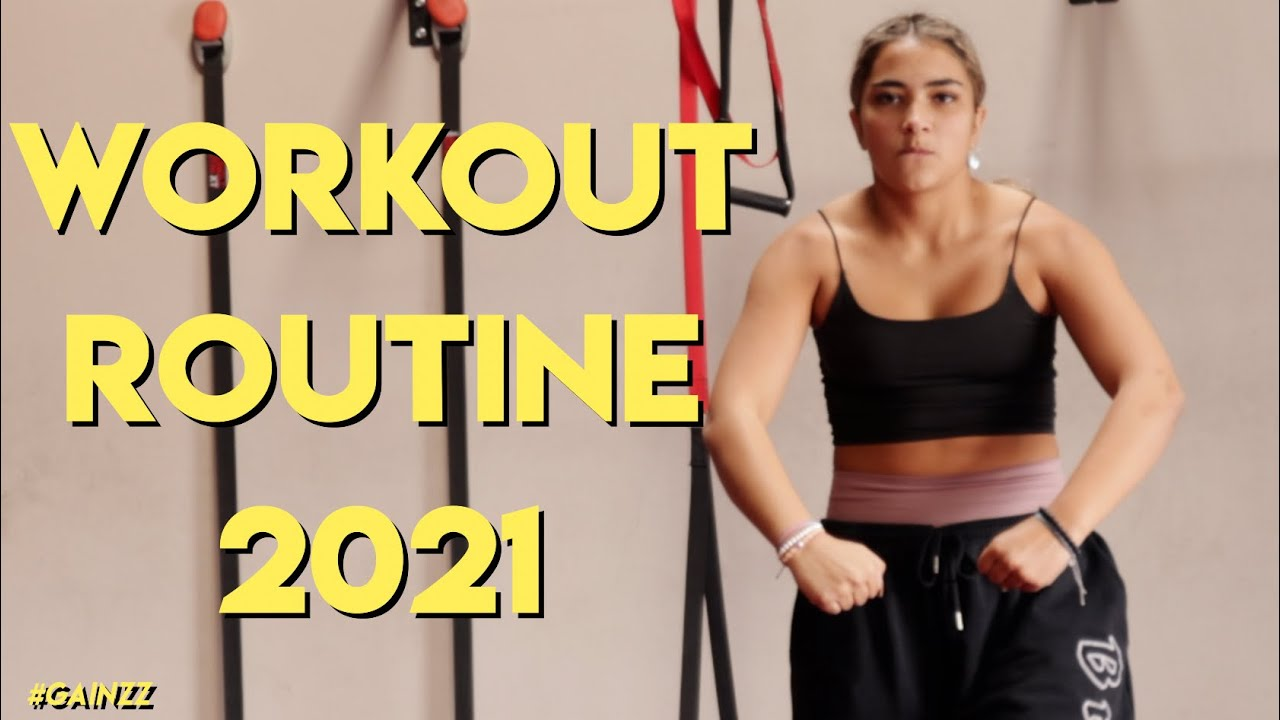 Download MY WORKOUT ROUTINE!!!