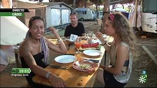 La comodidad de un hotel en un camping de Tarifa, en Andalucía Directo