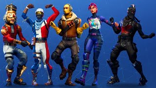 My Top 9 Favorite Fortnite Skins!!!