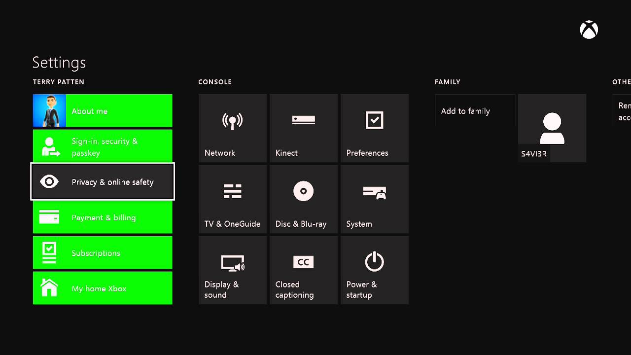 How to delete a profileaccount on the xbox one youtube how to delete a profileaccount on the xbox one ccuart Images