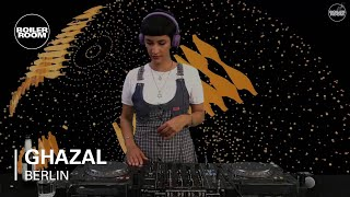 Ghazal Boiler Room Berlin Studio Dj Set