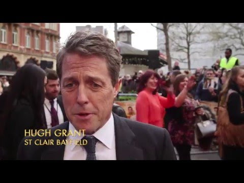 FLORENCE FOSTER JENKINS - World Premiere, London - In UK Cinemas 6th May. Meryl Streep, Hugh Grant