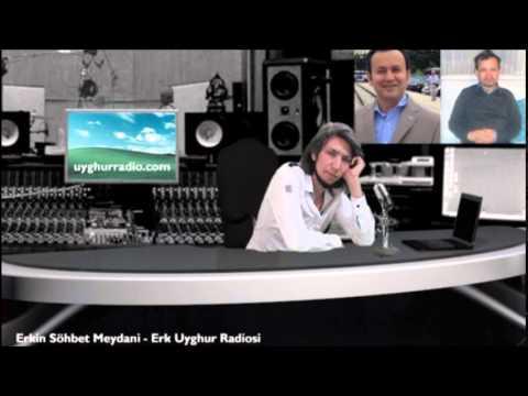 Erk Uyghur Radiosi 3.San 18-05 2014 ( Alim Seytoff we Erkin Emet )