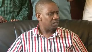 Malindi MP Willy Mtengo cries foul after losing ODM primaries to Aisha Jumwa threatens to ditch ODM