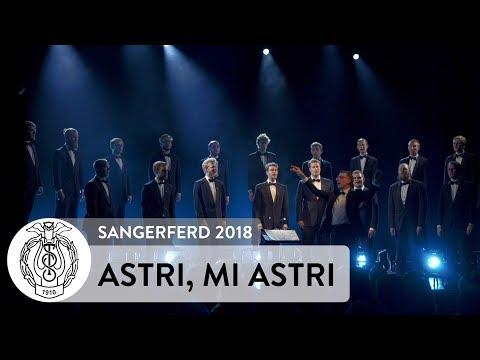 Astri, mi Astri - Trondhjems Studentersangforening