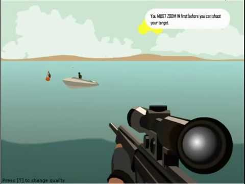 Foxy Sniper Pirate Shooter Game - Y8.com Best Funny Online ...