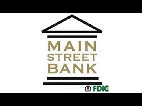 Main Street Bank Mortgage Promo