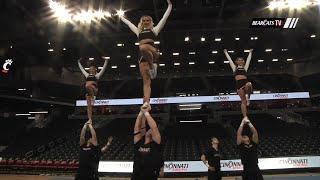 Inside the Bearcats: Cheerleading Coach Tabby Fagan