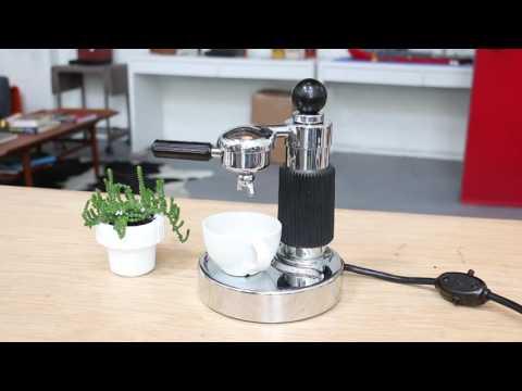 ama milano espresso machine manual