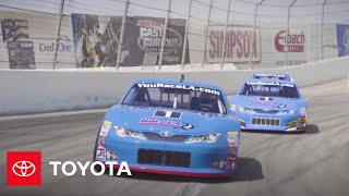 TRD: Undercover Chapter 5: The Action Heats Up at the Toyota Racing Development Combine | Toyota