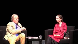 In Coversation: Richard Ford and Joyce Carol Oates Part 2