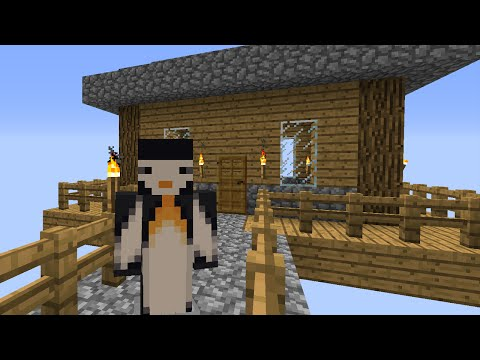 Minecraft - Sky Block Challenge - A House in the Sky [Episode 3]