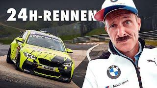 24-Stunden-Rennen auf dem Nürburgring   Behind The Scenes   Matthias Malmedie
