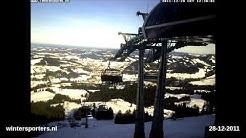 Oberstaufen webcam time lapse 2011-2012