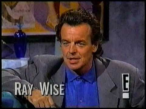 Ray Wise talks TWIN PEAKS on E!'s Inside Word 1992