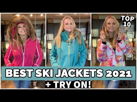 Best Ski Jackets For Women ❄️ | Amazon Try On Haul