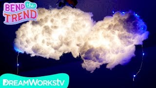 Dreamy Cloud Light + Other LED DIYs! | BEND THE TREND