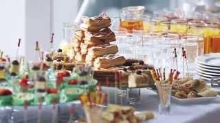 видео Корпоративный кейтеринг - организация и проведение корпоративных мероприятий в Москве