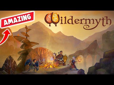 Wildermyth: Rimworld Story + XCOM TBS + ⚔️ RPG = AMAZING Tactical Story Generator!