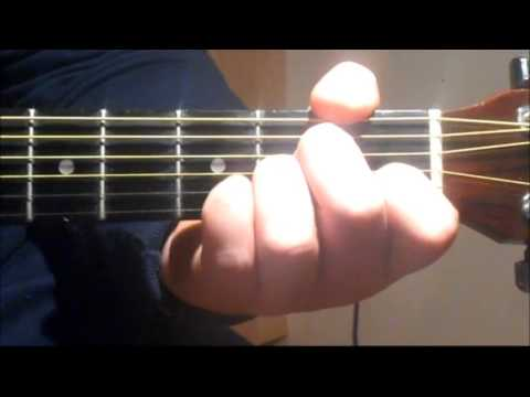 Christy Moore - Black is the Colour - Guitar lesson