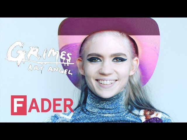 Grimes - Art Angel (Documentary)