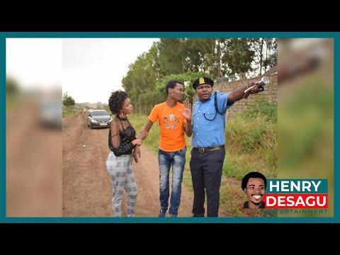 DeSagu is Under Arrest with Sloune