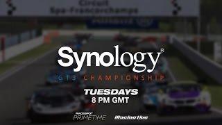 12: Silverstone // Synology GT3 Championship thumbnail