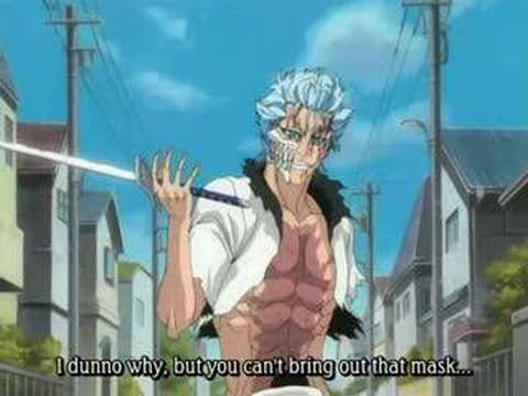Grimmjow Jaggerjacks AMV (No More Sorrow - Linkin Park)