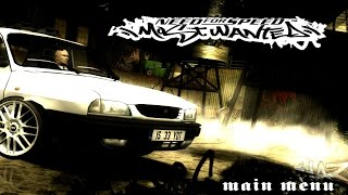 Need For Speed Most Wanted - Tunam Dacia 1310 !!