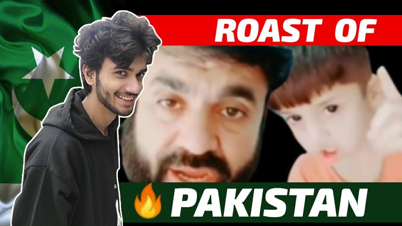 Roast of Pakistan By KING POLO 🔥 | Pak Media on India @Waqar Zaka
