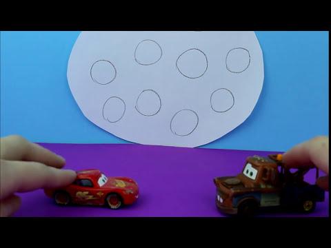 Disney Pixar Cars Toon Moon Mater with Autonaut Mater ...