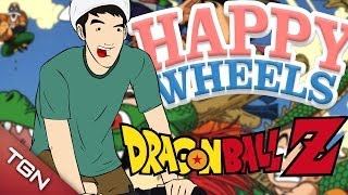 Happy Wheels: DRAGON BALL Z