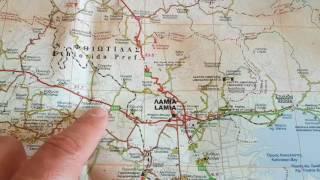 My next bike tour - One week bike tour in Greece