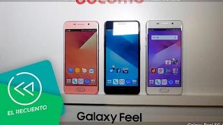 Samsung Galaxy Feel es oficial | El recuento