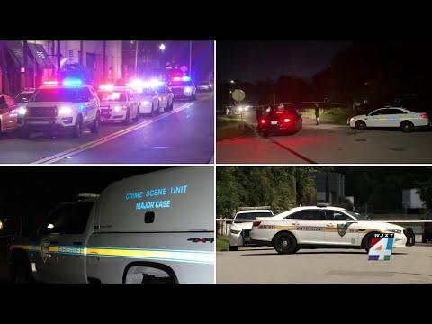 Download Rise in shootings in Jacksonville