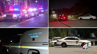 Rise in shootings in Jacksonville