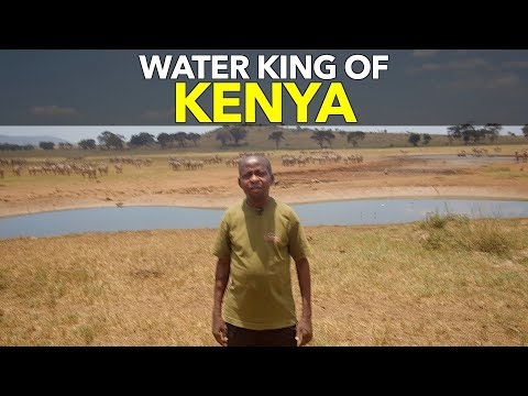 The Crazy Water King of Kenya